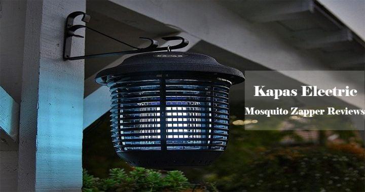 Kapas-Outdoor-Electric-Mosquito-Zapper-Reviews