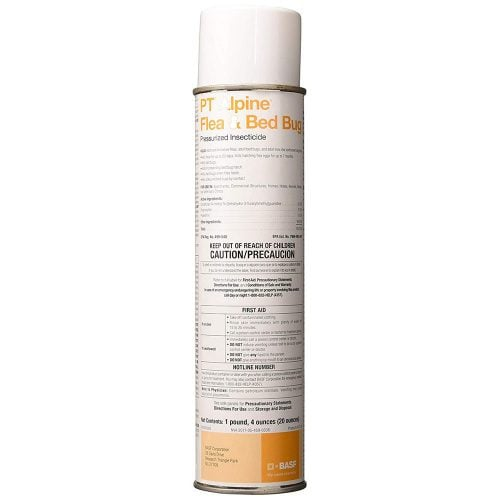 PT Alpine Flea & Bed Bug Pressurized Insecticide